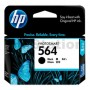 HP 564 Genuine Black Inkjet Cartridge CB316WA - 250 Pages
