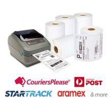 Couriers & Logistics Labels