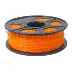 1 x ABS 3D Filament 1.75mm Orange - 1KG