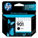 HP 901 Genuine Black Inkjet Cartridge CC653AA - 200 Pages