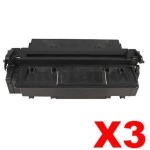 3 x HP C4096A (96A) Compatible Black Toner Cartridge - 5,000 Pages