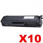 10 x Dell B1160, B1160w Compatible Toner Cartridge - 1,500 pages