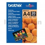Brother BP61GLA Genuine Glossy Paper 190gsm A4 - 20 sheets