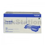 1 x Brother TN-2030 Genuine Toner Cartridge - 1,000 pages