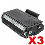 3 x Brother Compatible TN-3185 Toner Cartridge - 7,000 pages