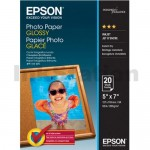 Epson C13S042544 Genuine Glossy Photo Paper 200gsm 5 inches x 7 inches - 20 sheets