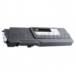 1 x Compatible Dell C3760n/ C3760dn/ C3765dnf Magenta High Yield Toner Cartridge - 9,000 pages