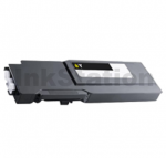 1 x Compatible Dell C3760n/ C3760dn/ C3765dnf Yellow High Yield Toner Cartridge - 9,000 pages