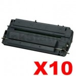 10 x HP C3903A (03A) Compatible Black Toner Cartridge - 4,000 Pages