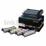 Lexmark (C540X74G) Genuine C540 / C543 / C544 / C546 / X543 / X544 / X546 Black & Colour Image Kit - Up to 30,000 pages