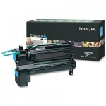Lexmark (C792X1CG) Genuine C792DE Cyan High Yield Toner - 20,000 pages