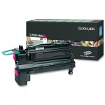 Lexmark (C792X1MG) Genuine C792DE Magenta High Yield Toner - 20,000 pages