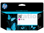 HP 72 Genuine Magenta 130ml Inkjet Cartridge C9372A