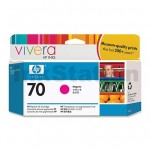 HP 70 Genuine Magenta Inkjet Cartridge C9453A