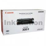 1 x Canon CART-308II  Black Genuine Toner Cartridge 6,000 Pages