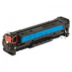 HP CF211A (131A) Compatible Cyan Toner Cartridge - 1,800 Pages