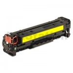 HP CF212A (131A) Compatible Yellow Toner Cartridge - 1,800 Pages