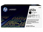 HP CF320X (653X) Genuine Black High Yield Toner Cartridge  - 21,000 Pages