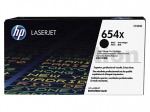 HP CF330X (654X) Genuine Black High Yield Toner Cartridge - 20,500 Pages