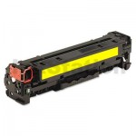 HP CF402X (201X) Compatible Yellow Toner Cartridge - 2,300 Pages