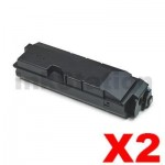 2 x Non-Genuine alternative for TK-6309 Toner Cartridge suitable for Kyocera TASKalfa 3500i, 4500i, 5500i - 35,000 pages