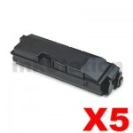 5 x Non-Genuine alternative for TK-6309 Toner Cartridge suitable for Kyocera TASKalfa 3500i, 4500i, 5500i - 35,000 pages