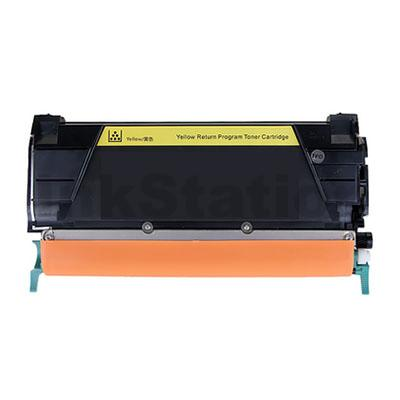 Lexmark (X746A1YG) Compatible X746/X748 Yellow Toner - 7,000 pages