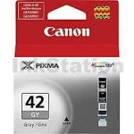 Genuine Canon CLI-42GY Grey Ink Cartridge