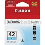 Genuine Canon CLI-42PC Photo Cyan Ink Cartridge