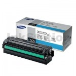 Genuine Samsung SLC2620 SLC2670 SLC2680 Cyan Toner Cartridge SU036A - 3,500 pages [CLT-C505L C505]