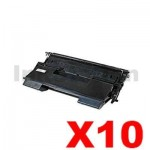 10 x OKI Compatible B6500N / B6500DN Toner Cartridge - 17,000 pages (9004462)