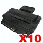 10 x Fuji Xerox WorkCentre 3550 Compatible Black Toner Cartridge - 11,000 pages (106R02335)
