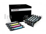 1 x Lexmark (70C0Z50) Genuine CS310 / CS410 / CS510 / CX310 / CX410 / CX510 Black and Colour Imaging Unit - 40,000 pages