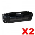 2 x Compatible Samsung ML5010ND High Yield Toner Cartridge SV067A - 15,000 pages (MLT-D307L 307)