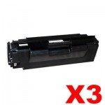 3 x Compatible Samsung ML5010ND High Yield Toner Cartridge SV067A - 15,000 pages (MLT-D307L 307)