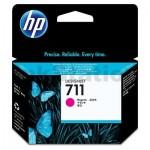 HP 711 Genuine Magenta Inkjet Cartridge CZ131A