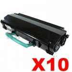 10 x Lexmark (24017SR) Compatible E240 Toner Cartridge - 2,000 pages