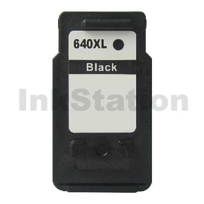 Canon PG-640XL Compatible Black High Yield Ink Cartridge - 400 pages