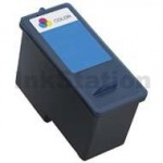 1 x Dell 966 / 968 Colour (CH884/Sereis7-C) Compatible Inkjet Cartridge - High capacity