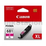 Canon CLI-681XLM High Yield Genuine Magenta Inkjet Cartridge - 515 pages