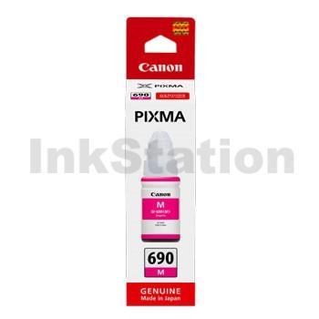 Genuine Canon GI690M Magenta Ink Bottle