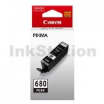 Canon PGI-680BK Genuine Black Inkjet Cartridge - 200 pages