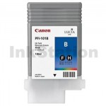 Genuine Canon PFI-101B Blue Ink Tank