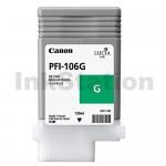 Genuine Canon PFI-106G Green Ink Tank