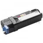 1 x Dell 2130cn 2135cn Magenta Compatible laser toner Cartridge - 2,500 pages