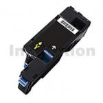 1 x Dell E525, E525w Compatible Yellow Toner Cartridge - 1,400 pages