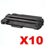 10 x Dell 1130 / 1130N / 1133 / 1135N Compatible Toner Cartridge - 2,500 pages