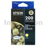 Epson 200 (C13T200492) Genuine Yellow Inkjet Cartridge - 165 pages