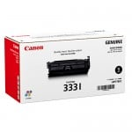 Genuine Canon CART-333I Black High Yield Toner Cartridge - 17,000 Pages