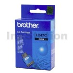 Genuine Brother LC-47C Cyan Ink Cartridge - 400 pages